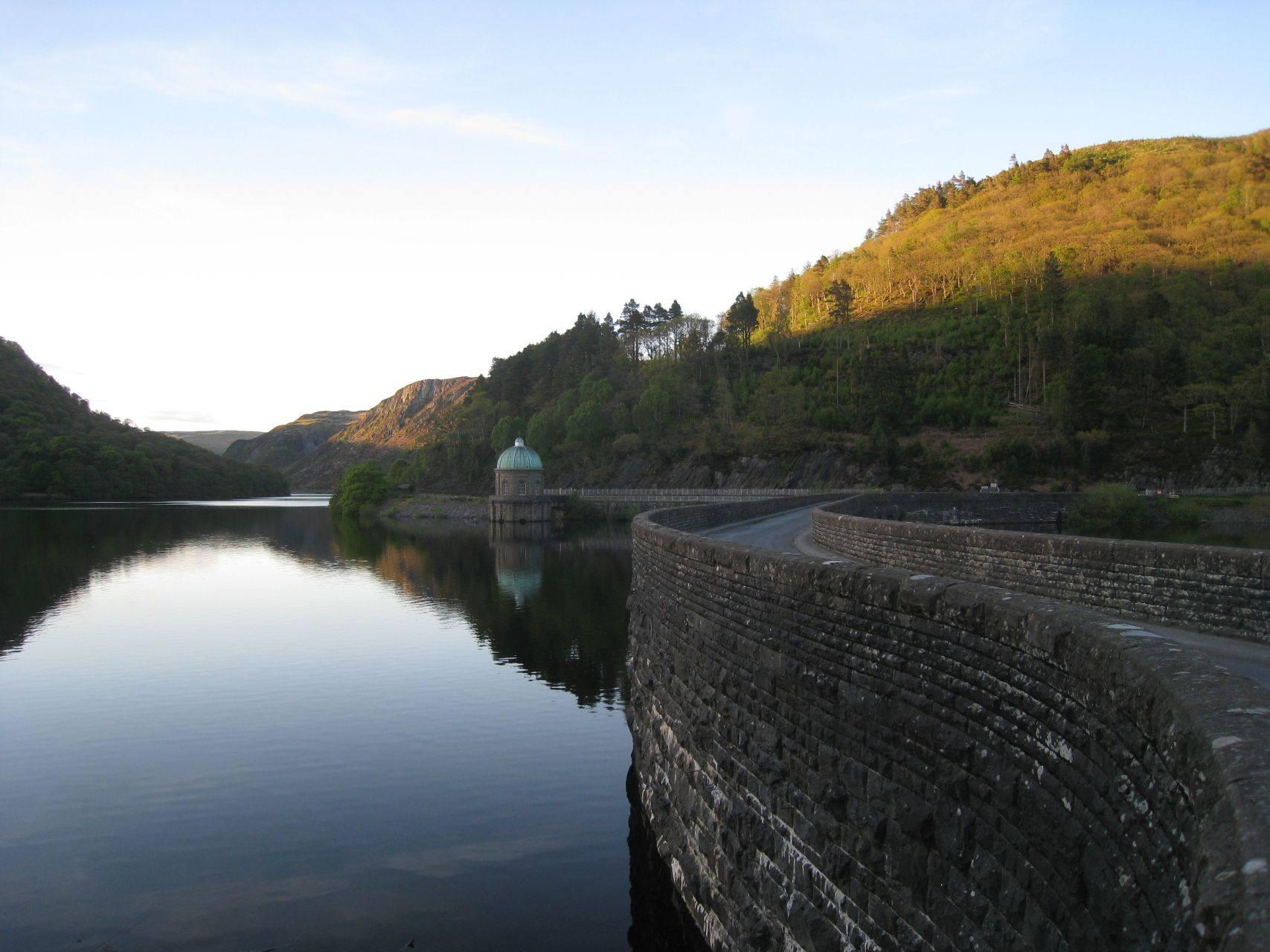 Day 5 - Caban-coch reservoir © Paul Bonwick