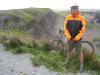 Day 4 - Paul beneath slopes of Foel Fadian again © Paul Bonwick