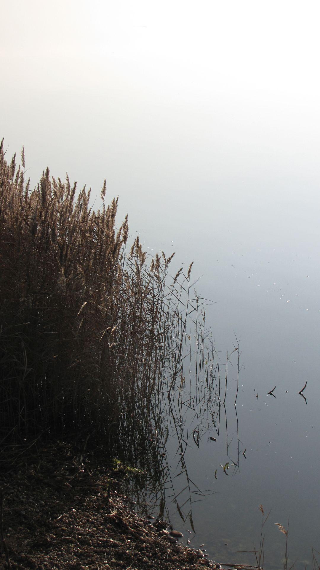 Nr Heybridge Basin, Essex, UK - ... still calm