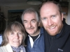 Heybridge Basin, Essex, UK - Sr. Loco con familia, mi madre y padre :-)