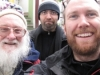 Monterrey, NL, Mexico - L to R: Richard (Ricardo), Sergio & I