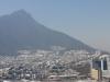 Monterrey, NL, Mexico - the city in its impressive setting