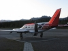 Denali Nat Pk - door left open, runway unattended ALL NIGHT! (didn't check for keys) Alaska is sooo easy going