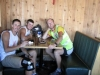 West Yellowstone, MT, USA - After a ride into town & lunch with Trevor & Nick, doing the \'Trans-Am\'