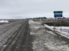 Dalton Highway mile zero - now or never (Well its a bit late to turn back now!)