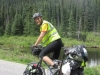 Nr Toad River, YT, Canada - Yes, I really really am doing all this riding!