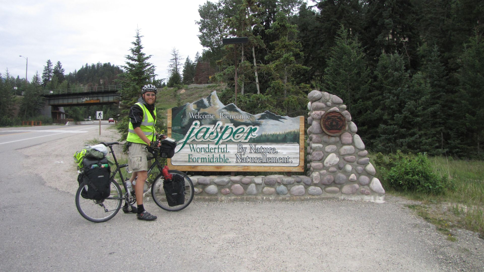 Jasper, Alberta, Canada - `Ello Jasper