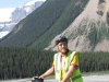 Columbia Icefield, Jasper Nat Pk, Alberta, Canada - Just so you know I was actually there!