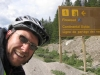 Kootenay Nat Pk, BC, Canada - Continental Divide Crossing no. 3
