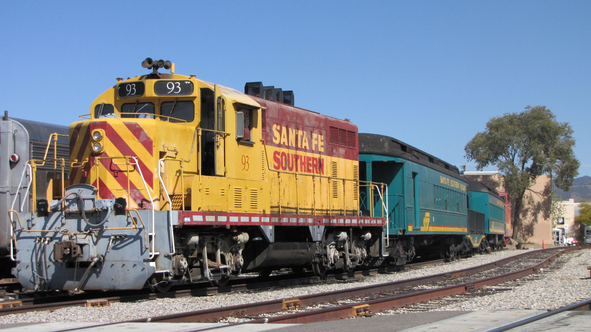 Santa Fe, NM, USA - Choo choo