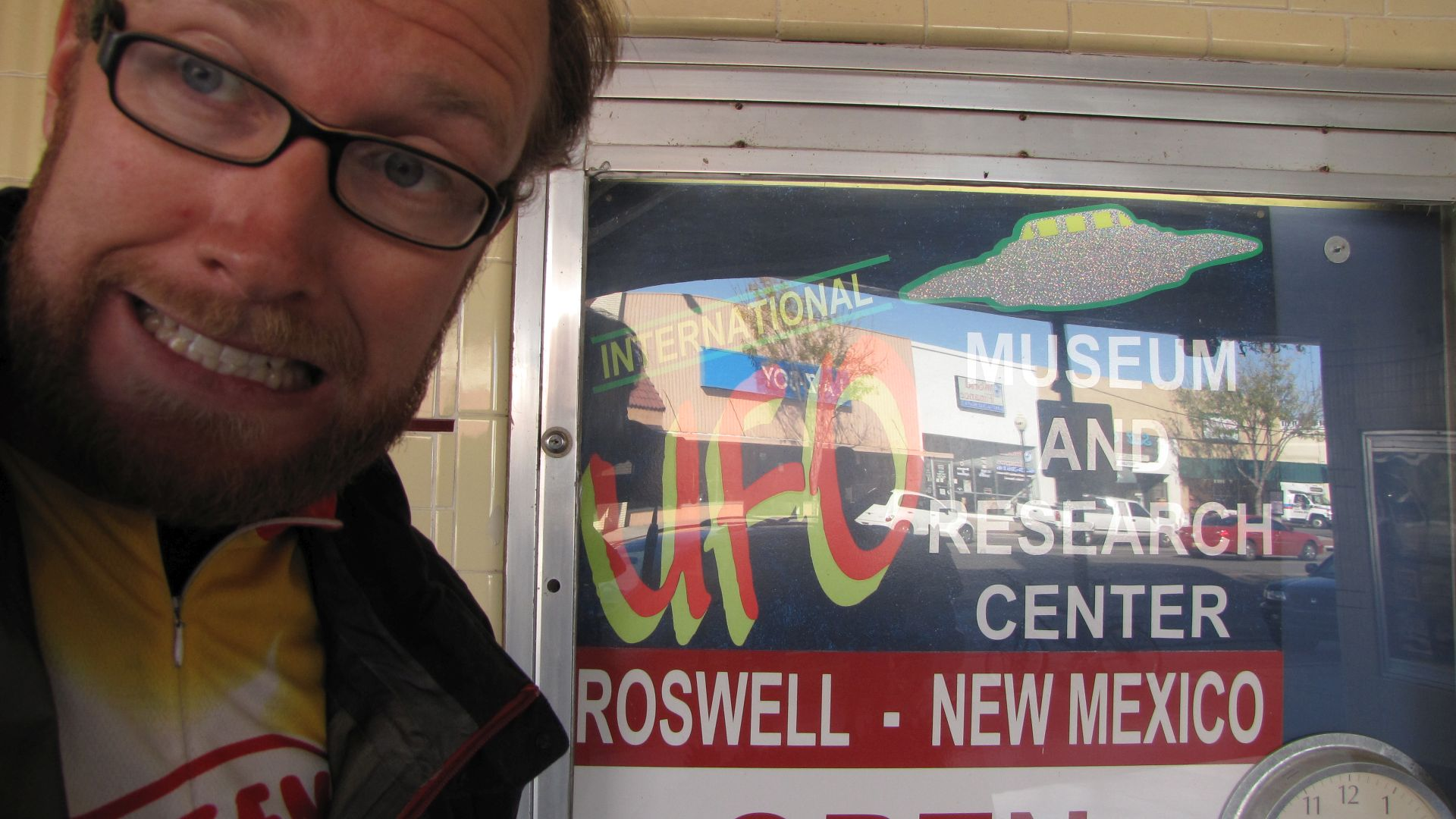 Roswell, NM, USA - They are out there ...