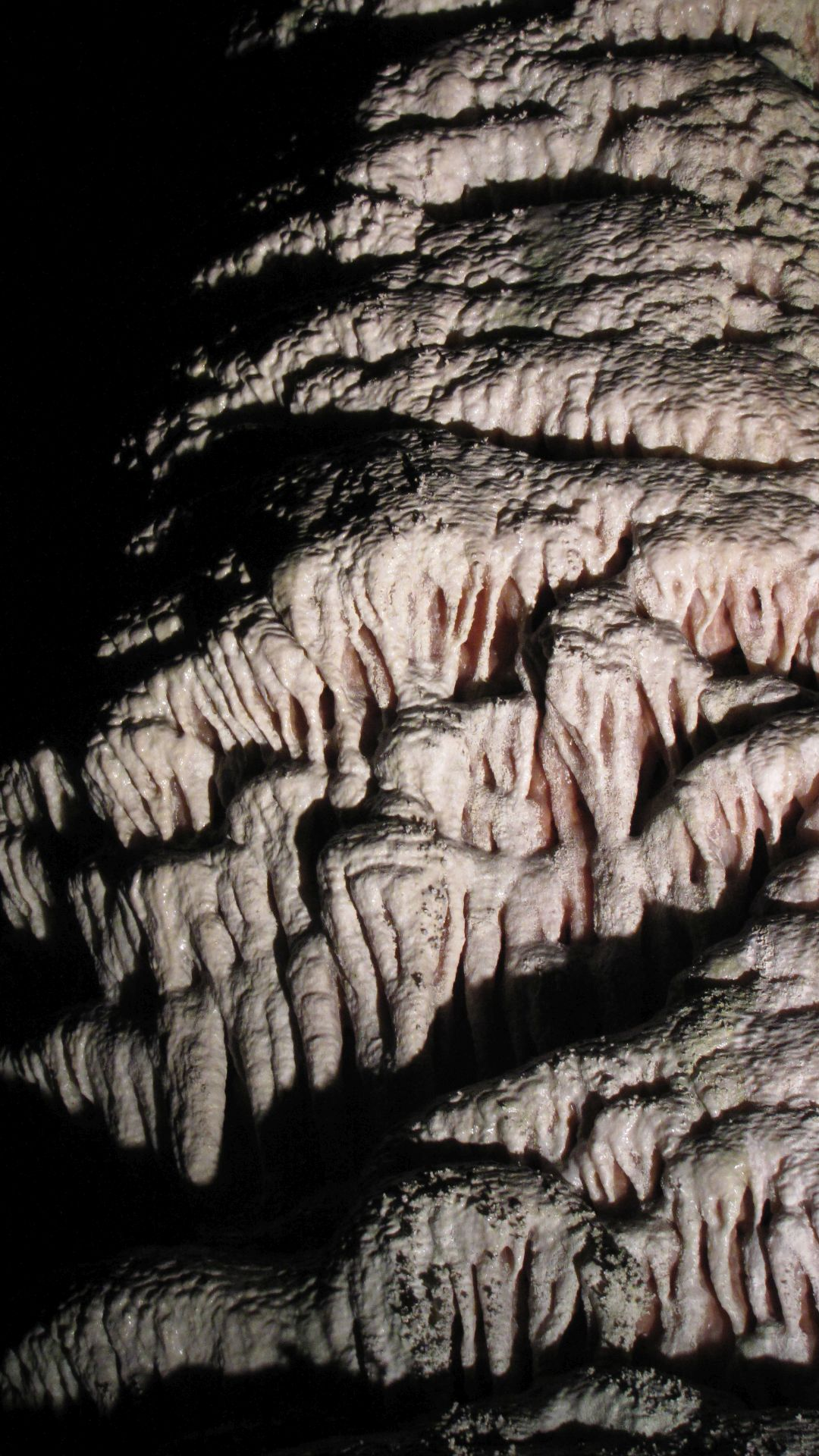 Carlsbad, NM, USA - tricky to get photos but the caverns here were astonishing