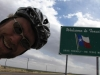 NM-TX border, USA - Y'all say hello to Texas :) Near 'Orla'