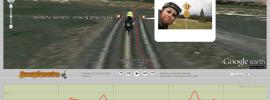 'Google Maps Journey Immersion' Web Application